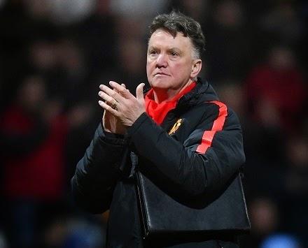 FA Peringatkan Pelatih Manchester United Van Gaal