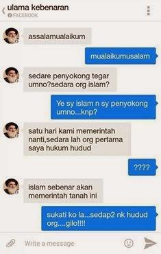 RBA Terus Cuba Lagakan Umat Islam!