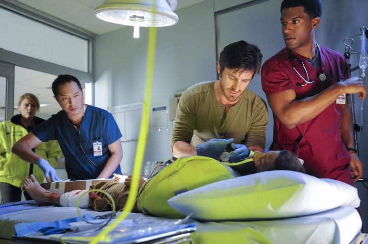 The Night Shift - Episode 2.01 - Recovery - Promotional Photos
