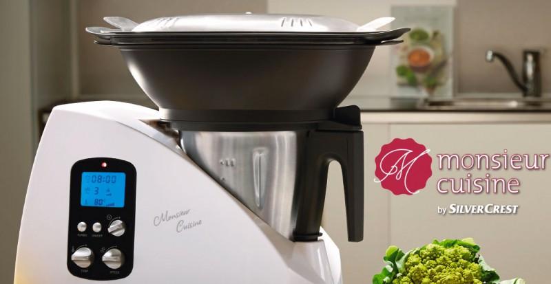Monsieur cuisine f cil bienvenido for Robot menager monsieur cuisine plus