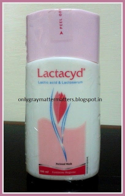 Lactacyd Feminine Wash Review