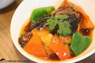 Braised Home Style Beancurd with Mushroom