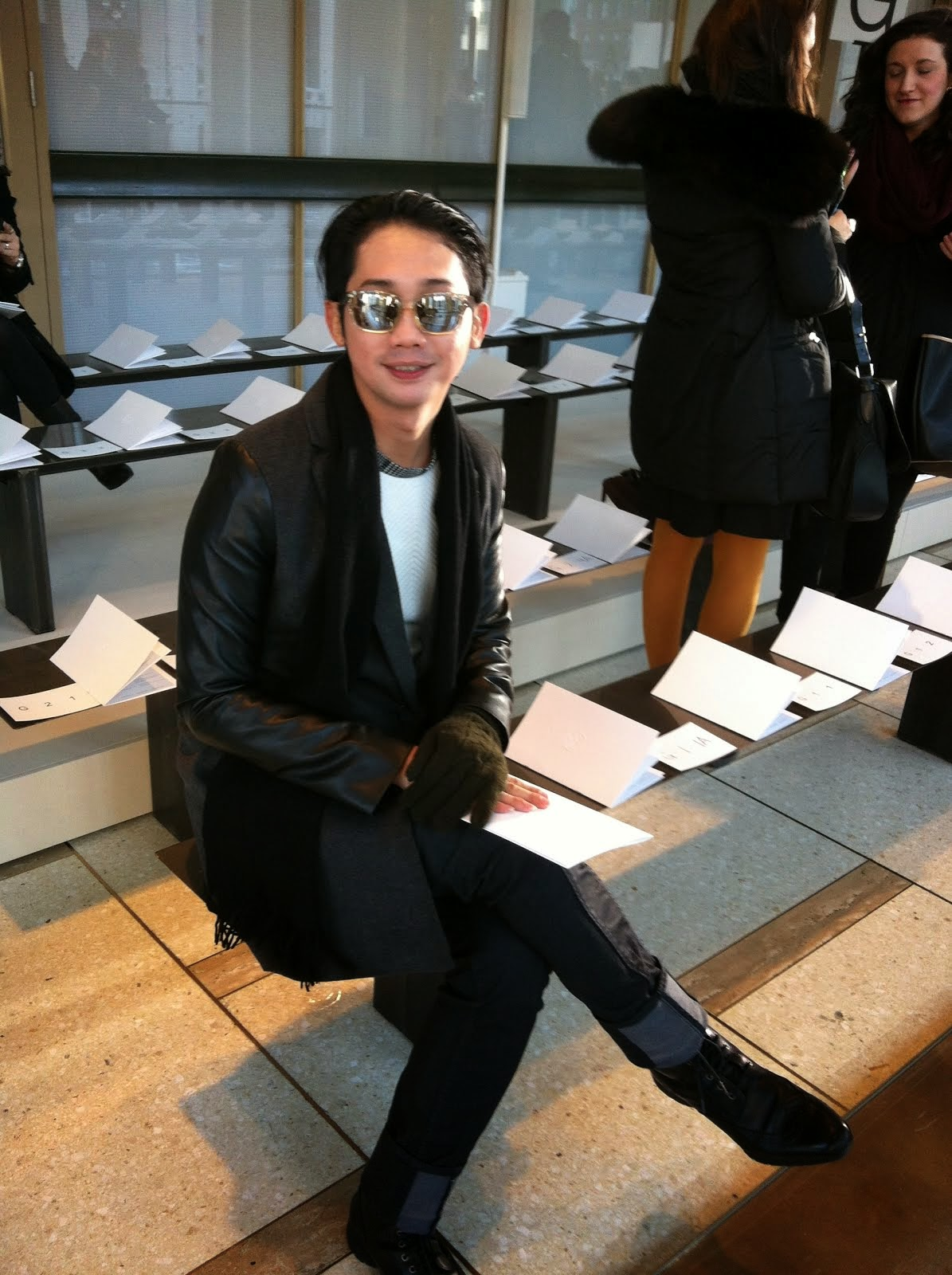 NEW YORK FASHION WEEK 2013