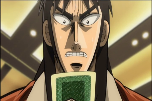 Kaiji- Top 20 anime psychological