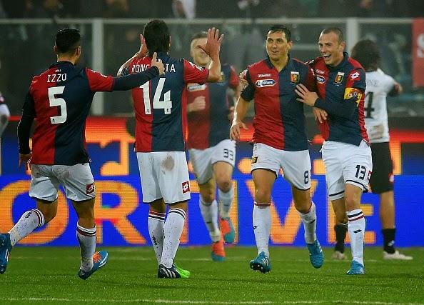 VIDEO Cesena 0 - 3 Genoa: Matri fa volare i liguri al terzo posto in classifica