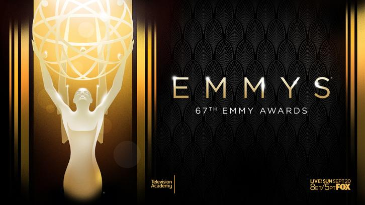 67th Emmy Nominations - Complete List of All Nominations and Categories