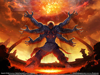 Asuras Wrath wallpaper