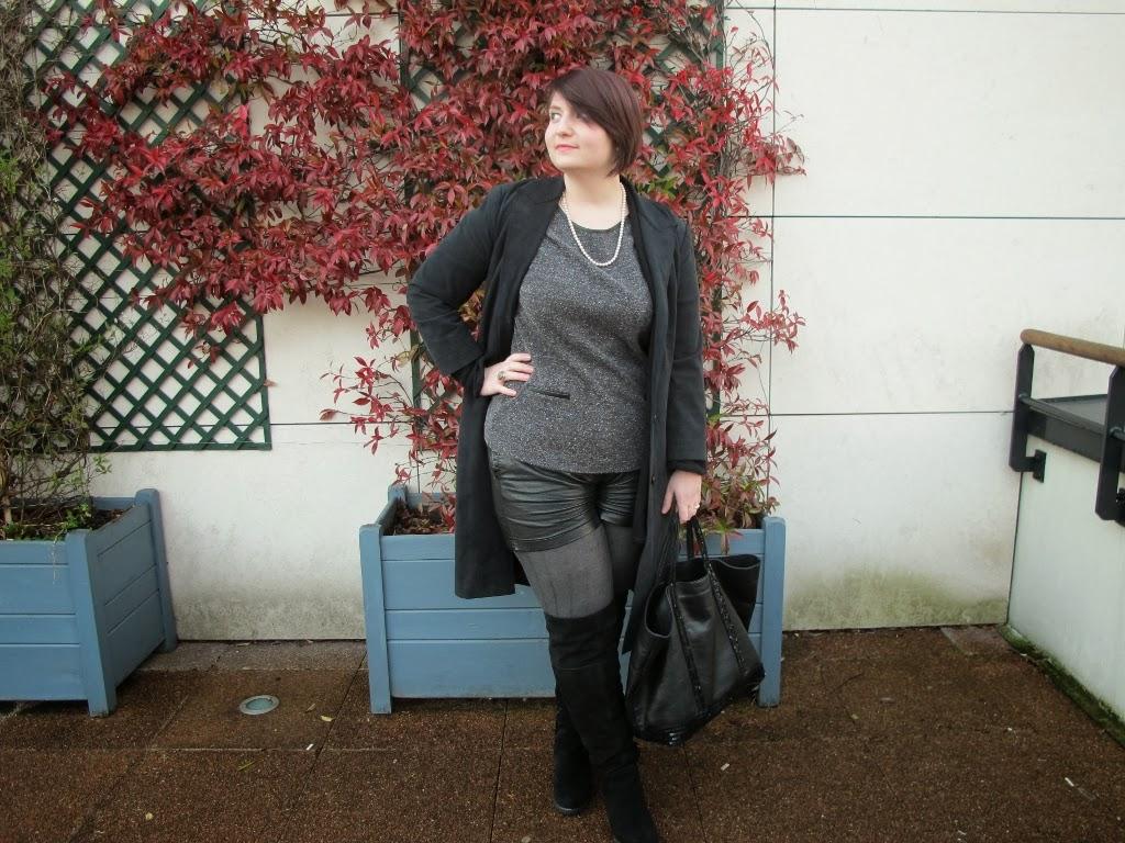 L 39 utoptimiste porter des cuissardes quand on est ronde - Quoi porter quand on est petite et ronde ...