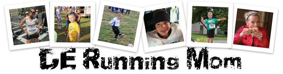 DE Running Mom