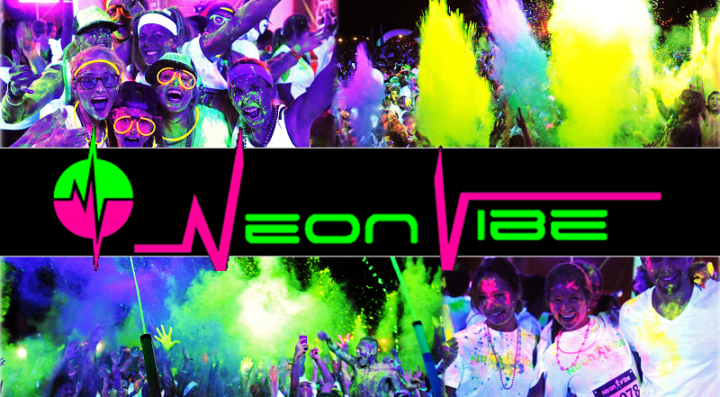 The Neon Vibe 5K Run