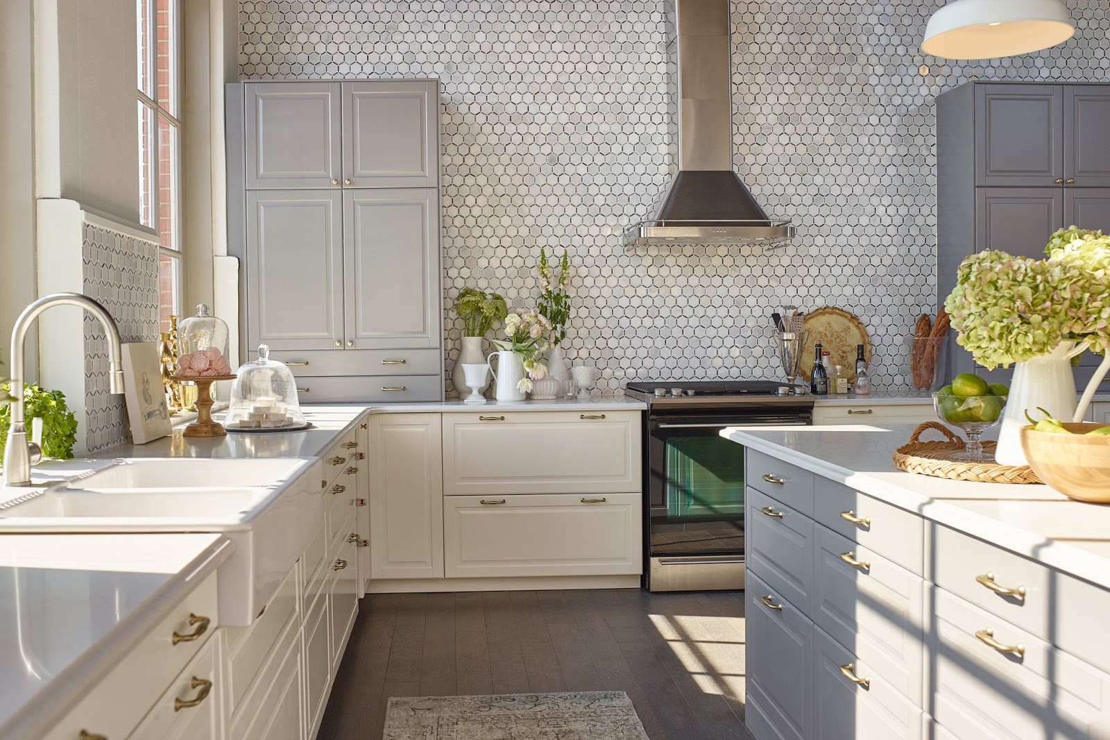 Nordic soul for Jillian harris kitchen designs