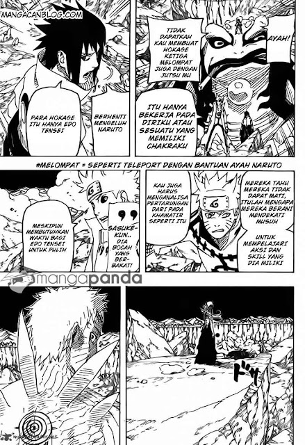 Komik Naruto 639 Bahasa Indonesia halaman 9