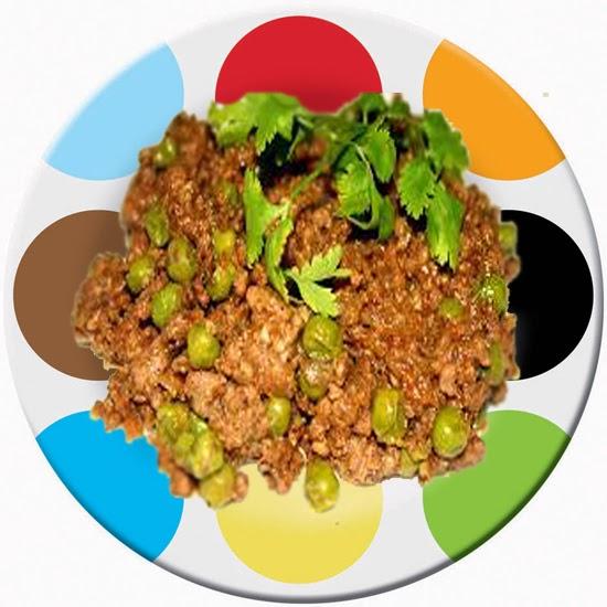 Matar Beef Qeema Recipe In Healthy Food Street