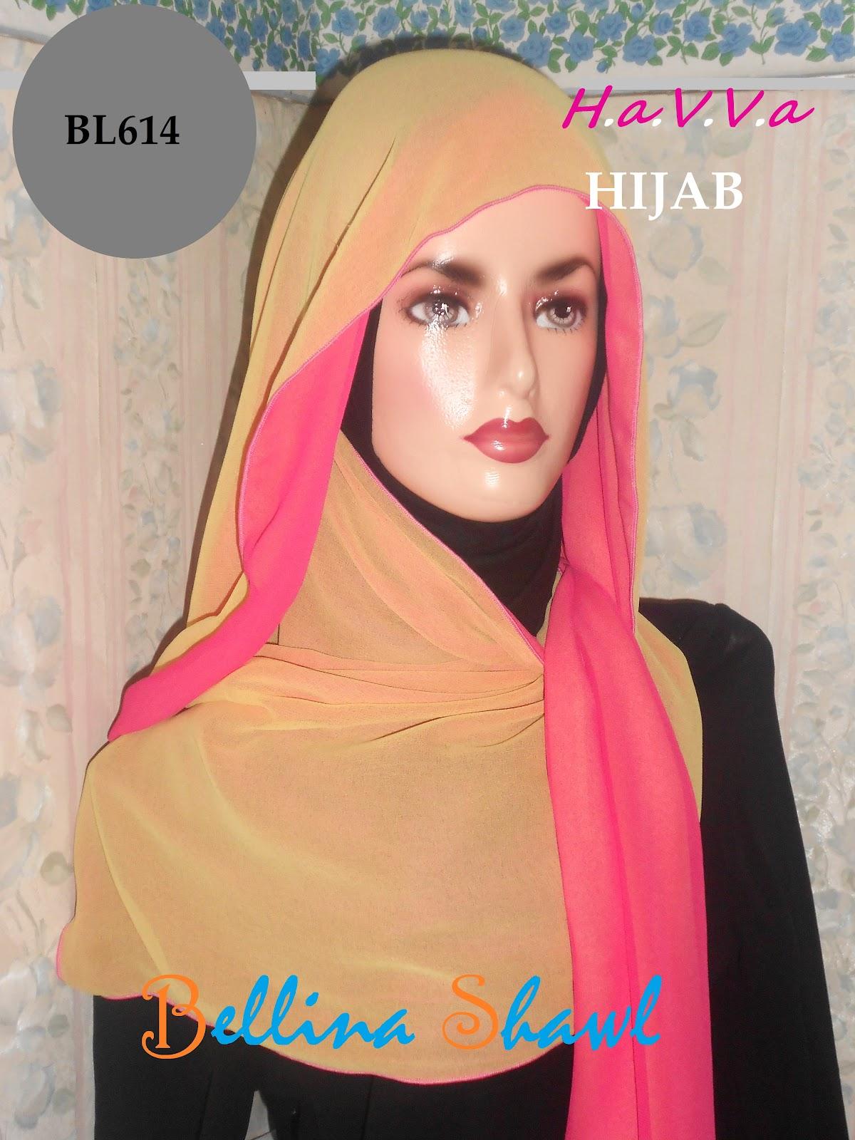 Bellina Shawl