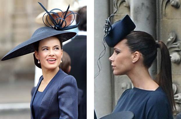 calvin klein like  Royal Wedding Hats f7dd85225f9