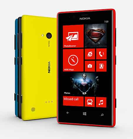 Mac, Transfer music and other media files to Nokia Lumia 720 from PC