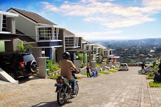 Lingkungan perumahan pandanaran hill