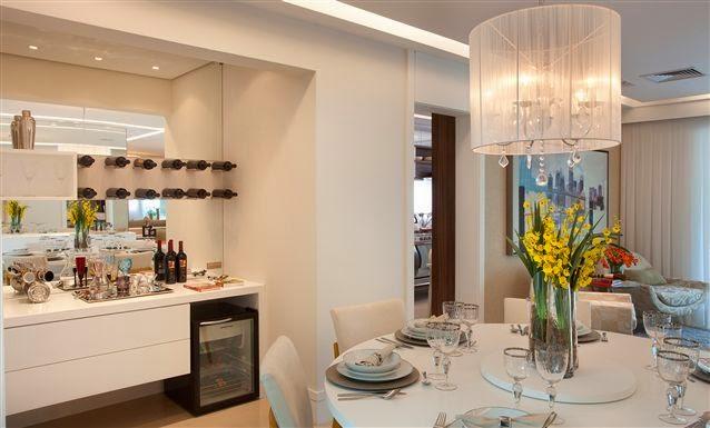 Construindo minha casa clean 15 bares adegas gourmet em - Bares pequenos para casas ...