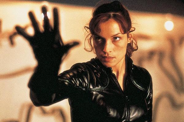 Famke Janssen as Jean Grey from the X-Men Movie
