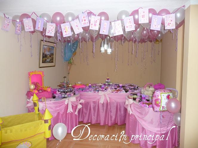 El Ricón de YeYa: El cumpleaños de ¨¨¨Princesa¨¨¨