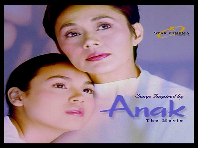 STAR FOR ALL SEASONS: Anak Soundtrack