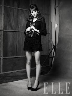 SISTAR Dasom 다솜 Elle Korea Pictures