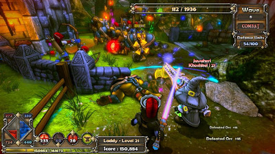 Dungeon Defenders Screenshots 2