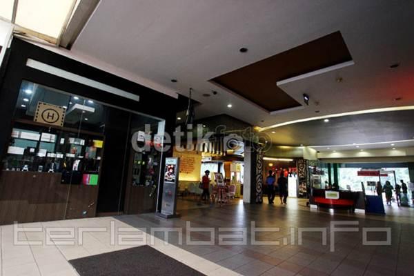 Foto mall Banjir Jakarta 2013