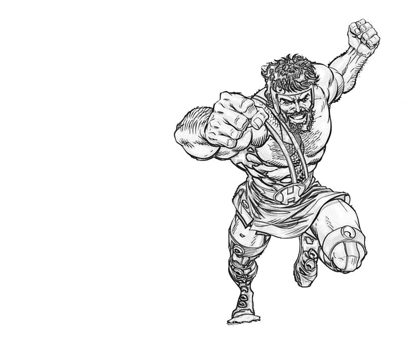 hercules-attack-coloring-pages