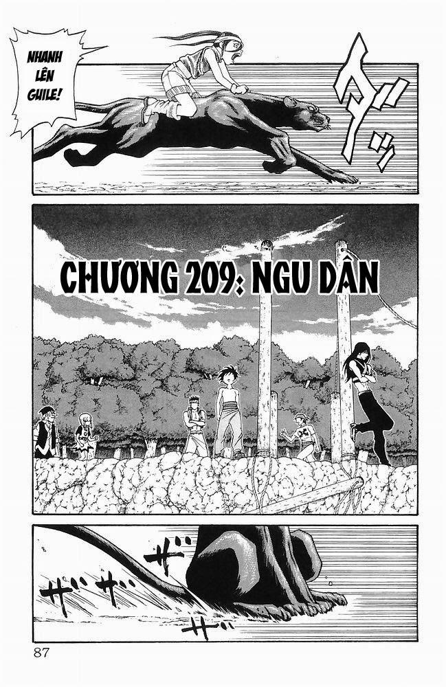Vua Trên Biển – Coco Full Ahead chap 209 Trang 2 - Mangak.info