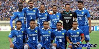 Jadwal Pertandingan Persib Bandung 2015