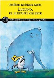 Luciano, el elefante celeste