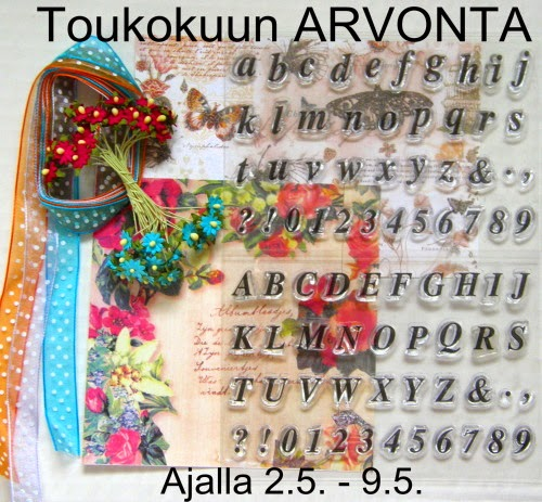 http://talkkio.blogspot.fi/2015/05/toukokuun-arvonta.html