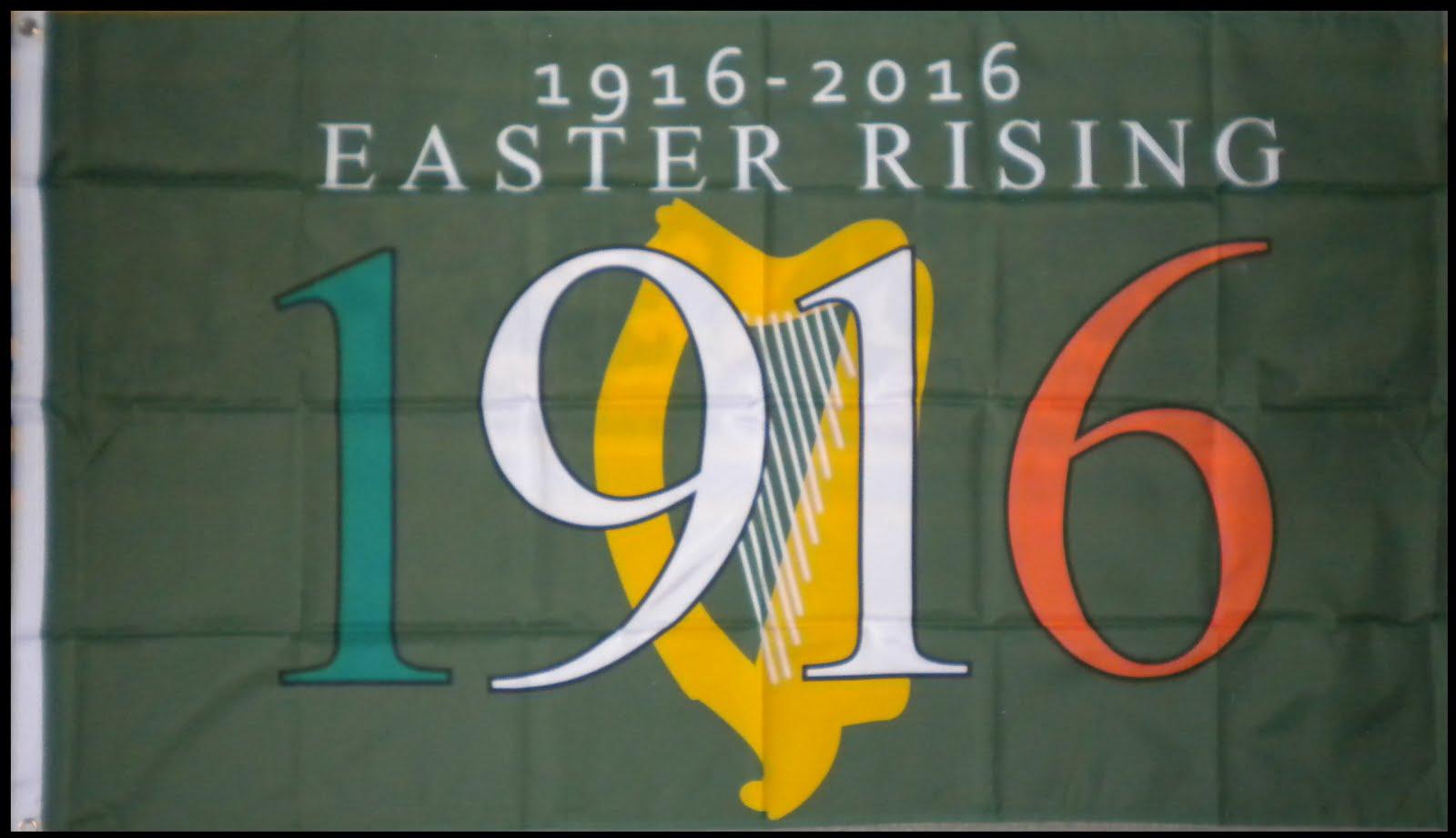 Bandera 1916 Easter Rising - 14€