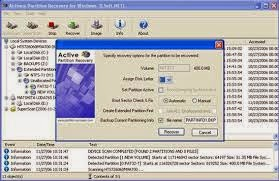 Active Partition Recovery Serial Key with crack