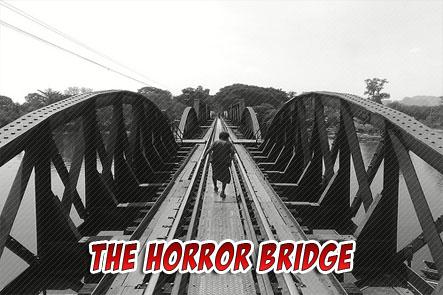 Jambatan Berhantu Yang Paling Seram Di Dunia!