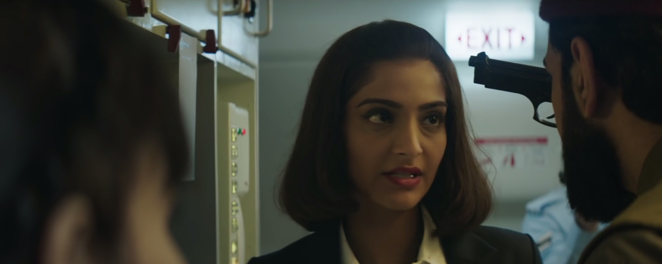 Neerja-Hot Actress Sonam Kapoor latest movies
