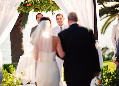 6 Coque lindo para a noiva