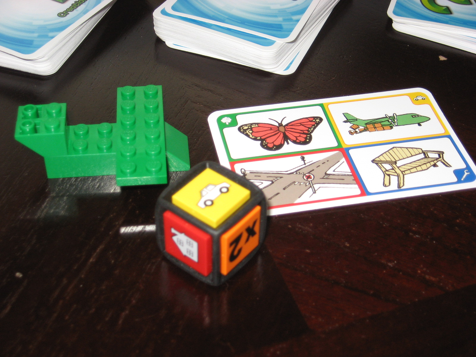 Lego Creationary A Board Game A Day