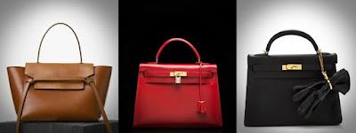 Três tipos de malas para a mulher - mala para o dia a dia