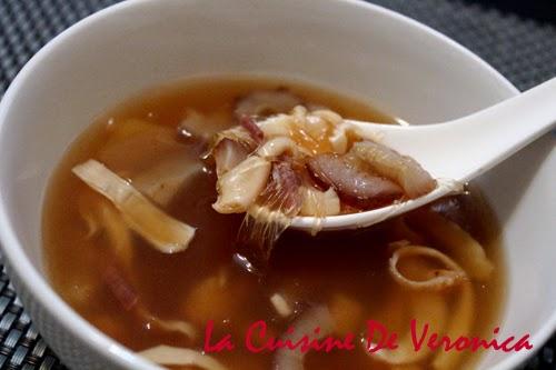 La Cuisine De Veronica 花膠海參素翅羹