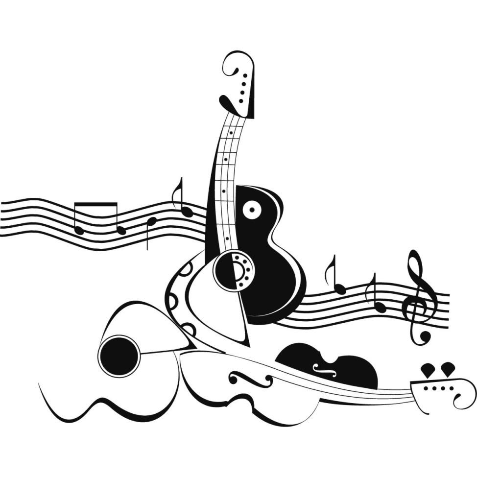 for Vinilos decorativos infantiles musicales