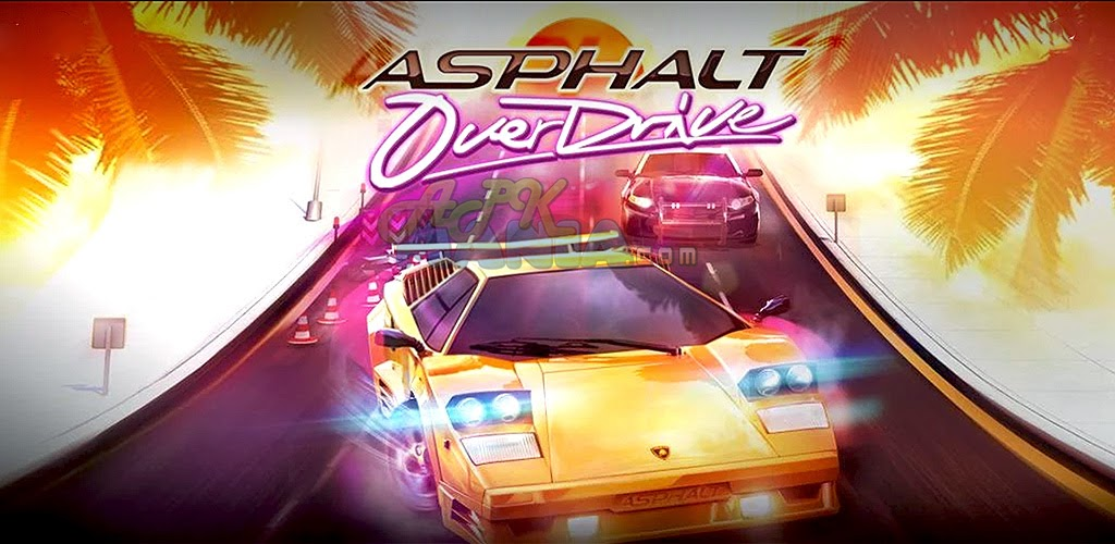 Download Asphalt Overdrive Apk + Data Mod Money