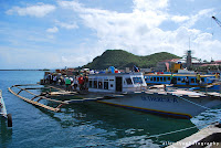 MB St. Therese at Legazpi City Port going to Rapu - Rapu