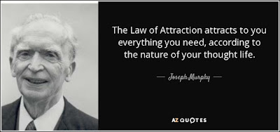 Joseph Murphy and the Law of Attraction, Part 1