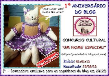 Sorteio Gam Dolls 2