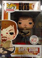 Funko Pop! Bloody Daryl Dixon