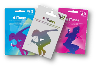 Cartões iTunes Gift Card EUA