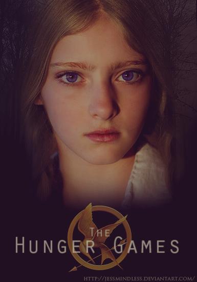 Amanda's Blog: The Hunger Games 16 - 18