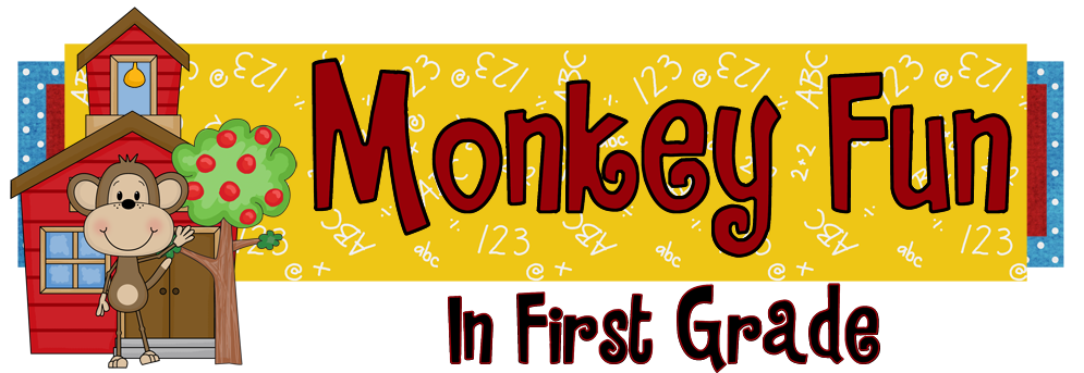 Monkey Fun In First Grade